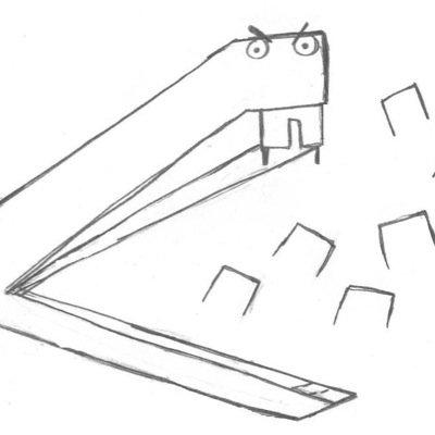 angrystapler